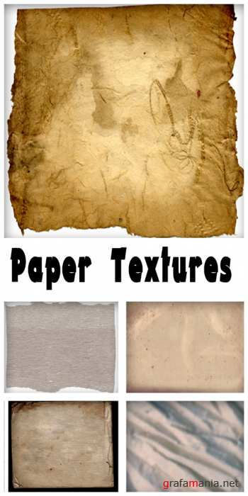 Textures - Papers