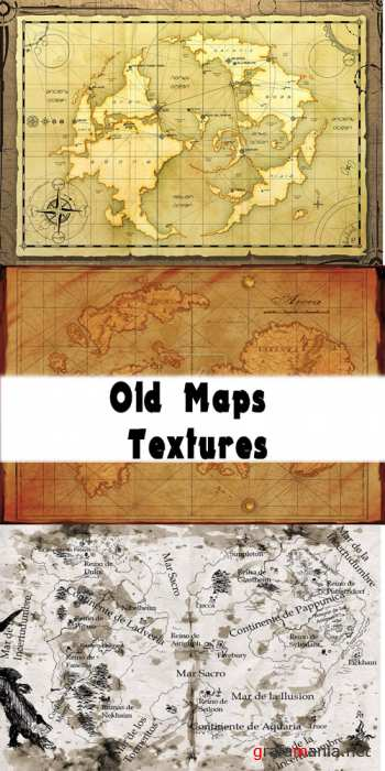 Textures - Old Maps