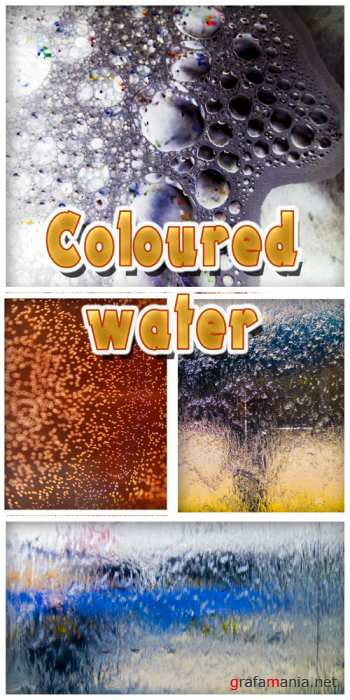 Coloured Water
