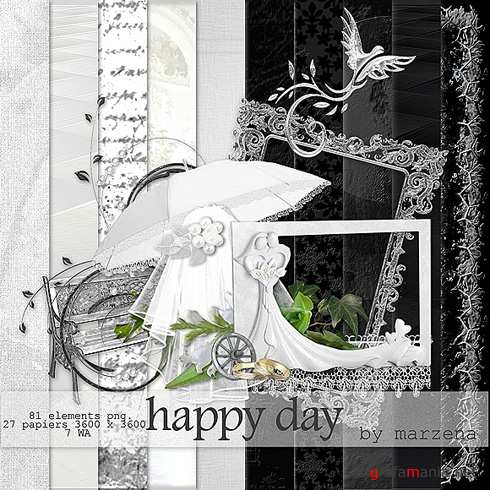 "Скрап ""Happy Day"""