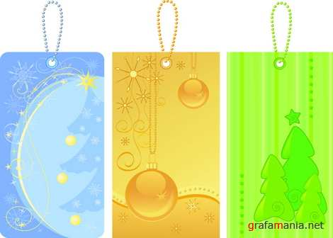 Vector - New Year and Christmas Pack#8