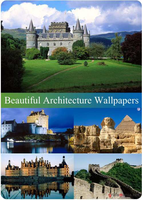 Beautiful Architecture Wallpapers (part 6)