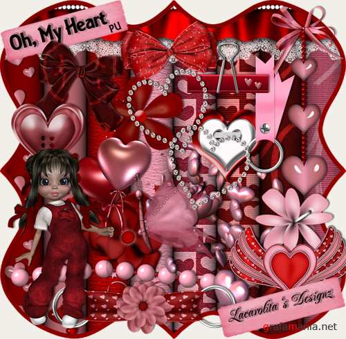 "���� �����-����� ""Oh, My Heart"""