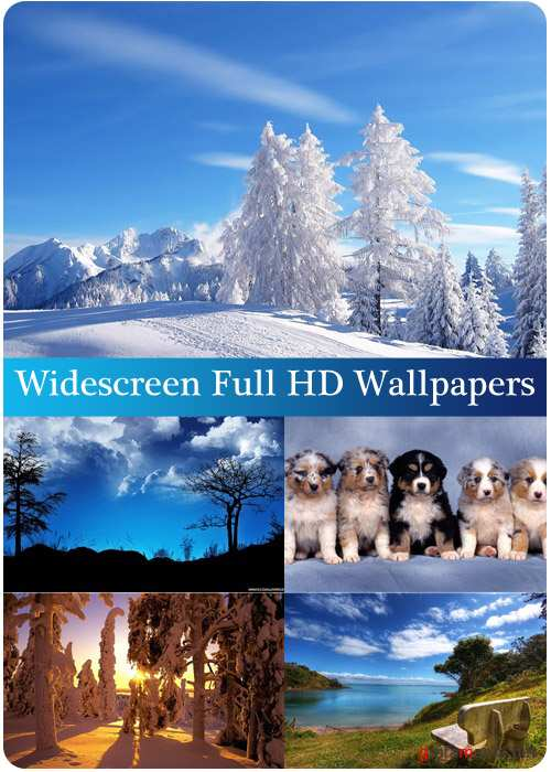 Widescreen Full HD Wallpapers (part 61)