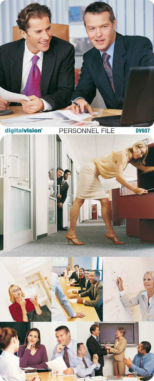 Digital Vision | DV607 | Personnel File