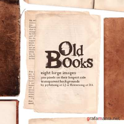 Textures - Old_Books