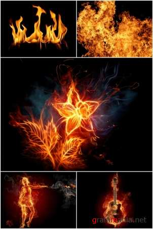 Wallpapers - Fire MIX Pack
