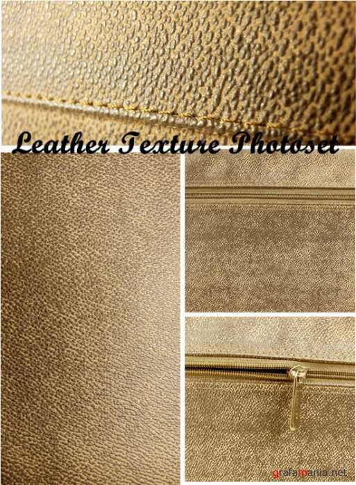 Leather Texture Photoset