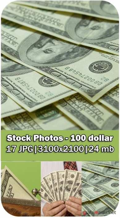 Stock Photos - 100 Dollar