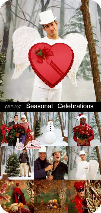 Creatas | CRE-297 Seasonal Celebrations