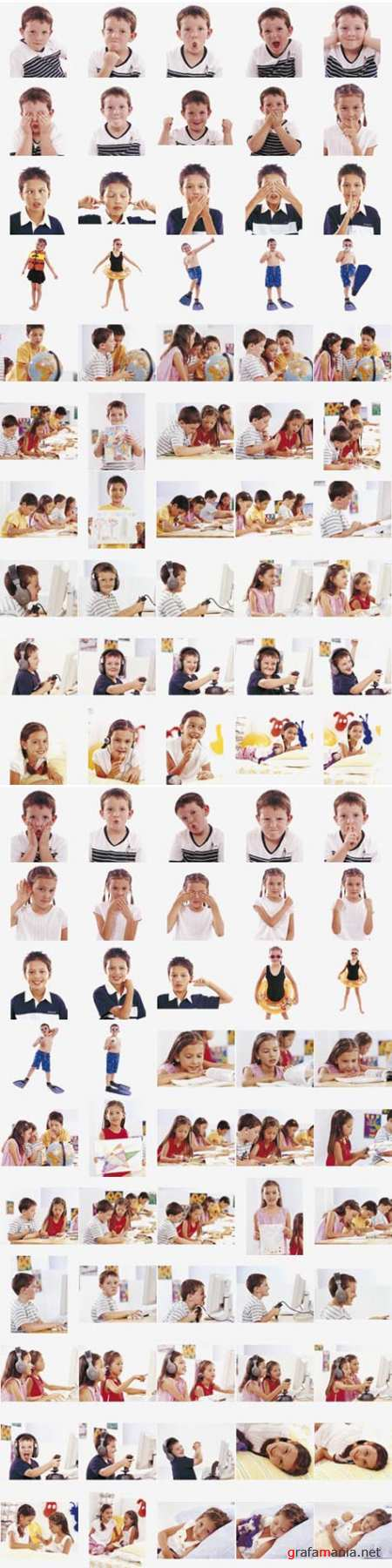 Kids Expressions 2