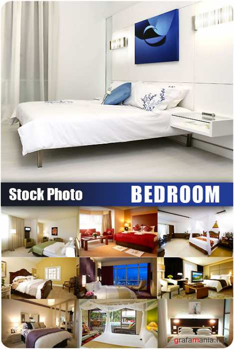 Stock Photo - Bedroom
