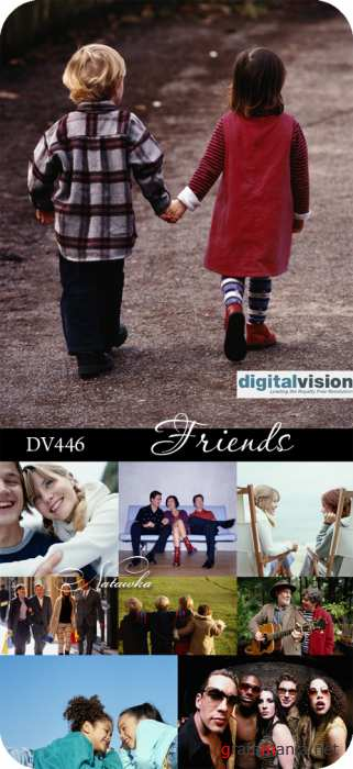 DV446 Friends