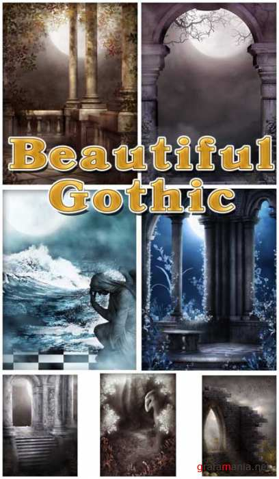 Textures - Beautiful Gothic I