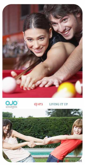 OJO Images - OJ-073 - Living It Up