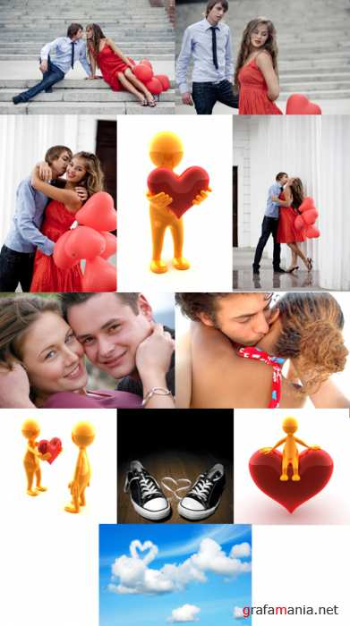 Сток фото: Valentines Day | love