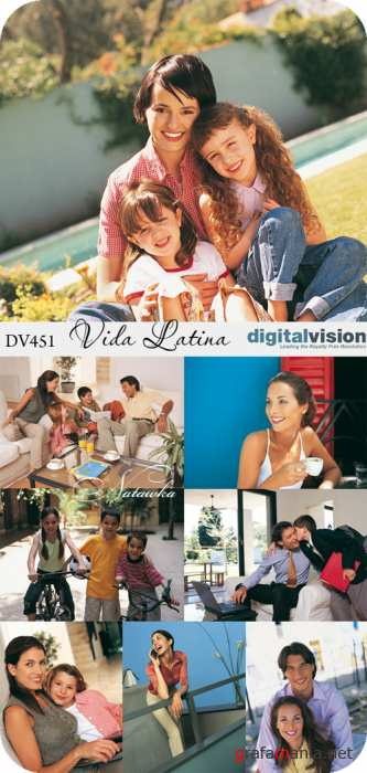 Digital Vision | DV451 Vida Latina