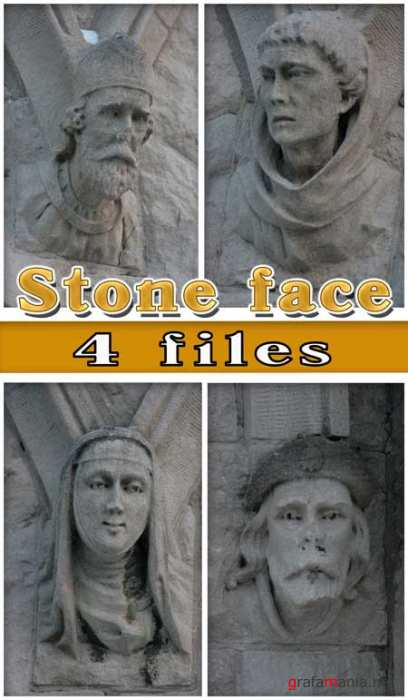 Stone Faces