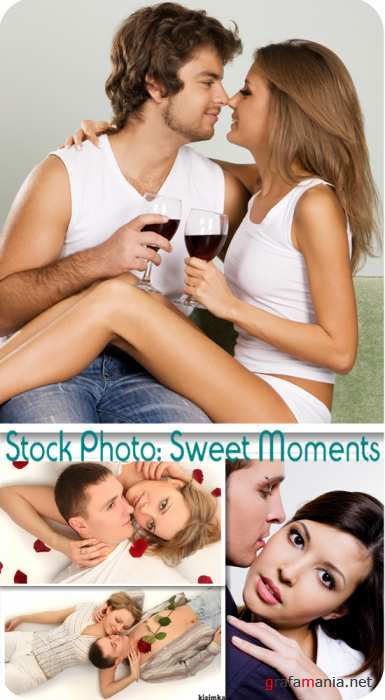 Stock Photo:  Sweet Moments