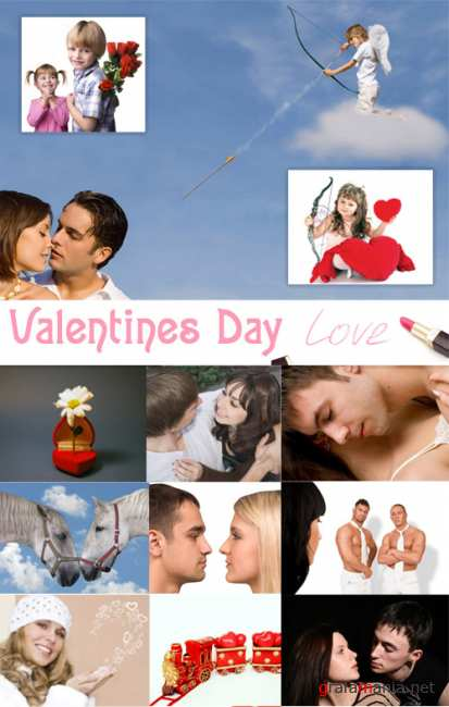 Сток фото: Love | Valentines Day