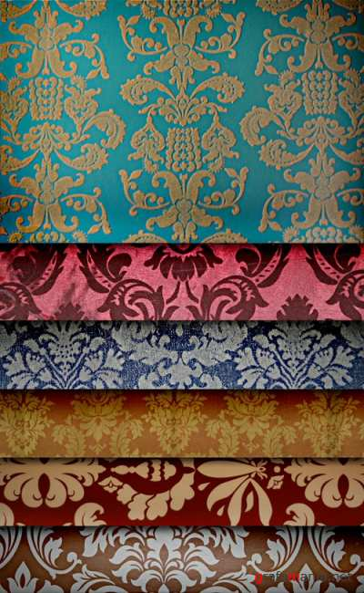 Ornamental textures pack