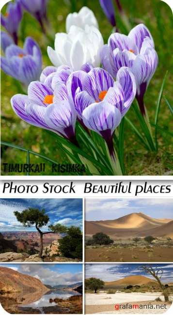 Stock Photo:  Beautiful places