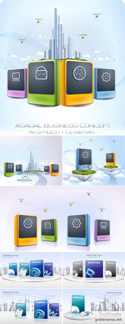 ��������� ������� - Asadal Business Concept