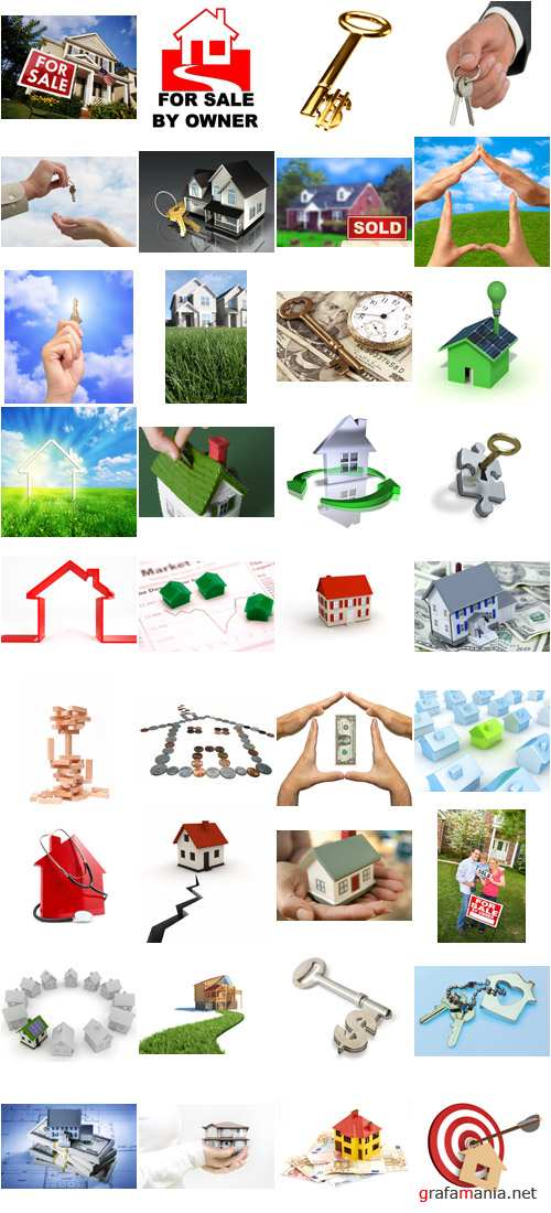 Stock Photo - Real Estate Images