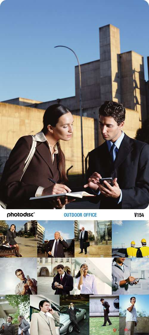 Photodisc | V154 | Outdoor Office