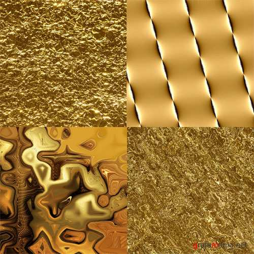 60 Gold Textures