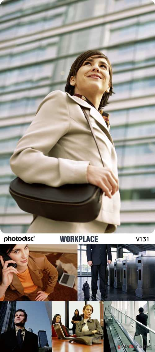 Photodisc | V131 | Workplace