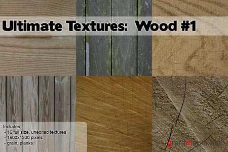 Ultimate Textures - Wood