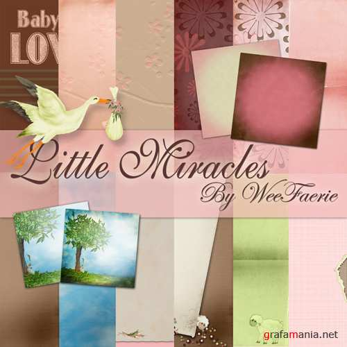 "Скрап ""Little Miracles"""