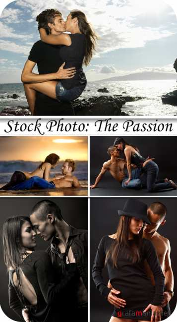 Stock Photo:  The passion
