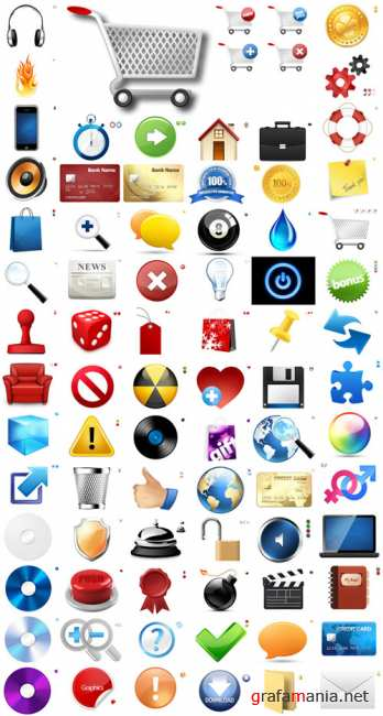 Objects | web icons