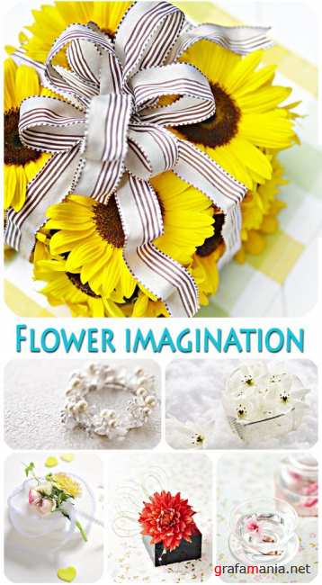 Flower imagination