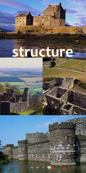 Stock Photo: Structure
