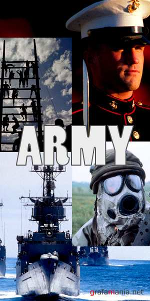 Stock Photo: Army