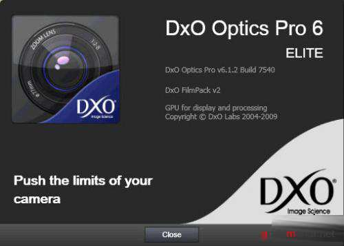 DxO Optics Pro 6.1.2.7540 Elite Edition (Standalone/Plugin for Photoshop)