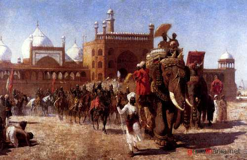 Old India in Paintings