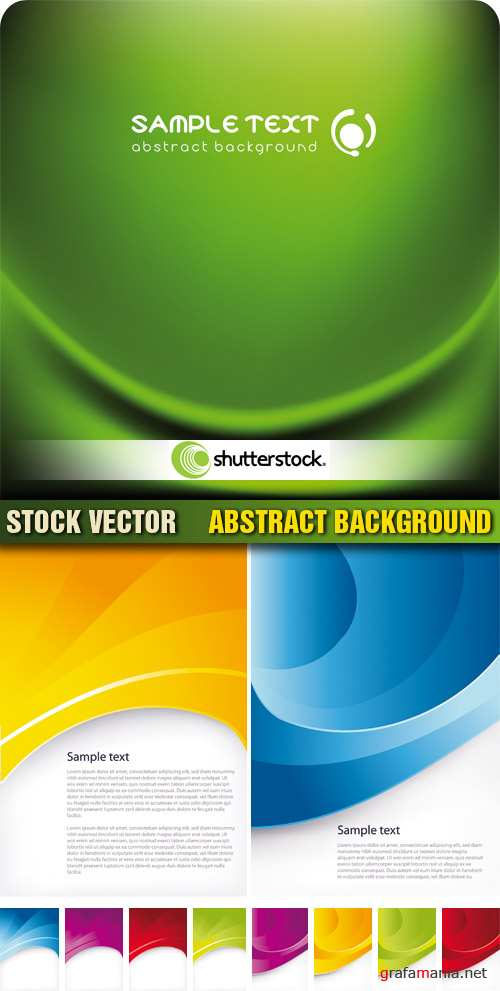 Stock Vector - Abstract Background