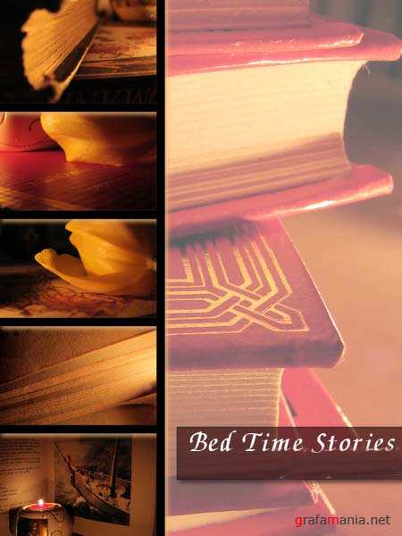 Textures - Bed Time Stories