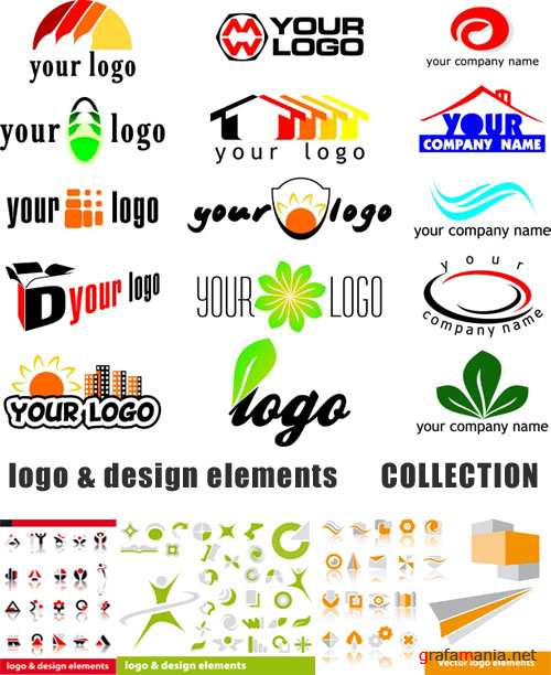 Logo & design elements COLLECTION