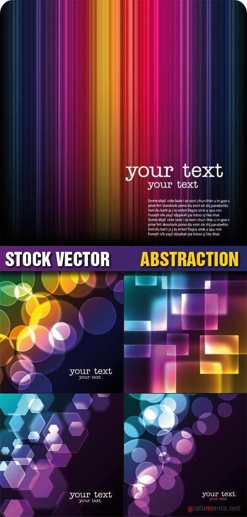 Stock Vector - Abstraction