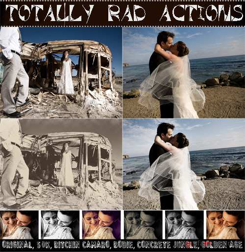 Totally Rad Actions v.1.2
