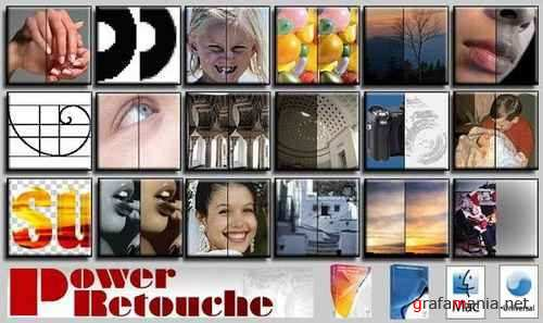 Power Retouche Retouching Suite 7.6.2