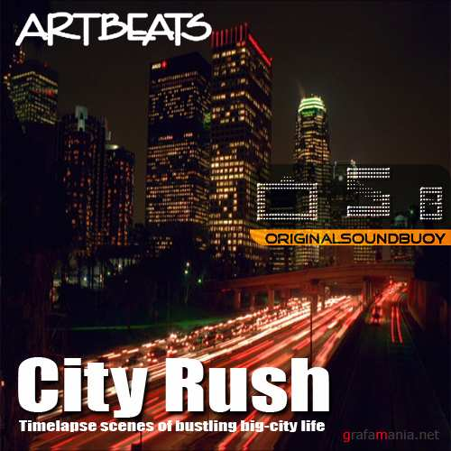 Footages - Artbeats - City Rush (PAL)