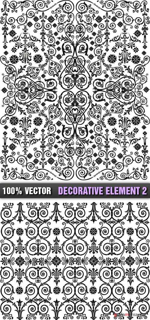 Stock Vector - Decorative Element 2