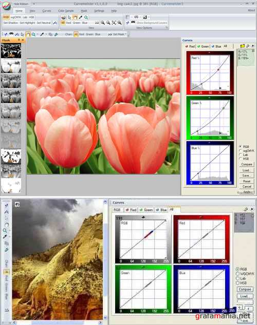 Curvemeister v3.2.0 retail for Adobe Photoshop