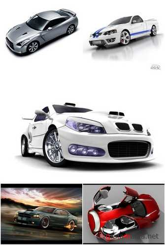 Wallpapers - Amazing Car Pack#7